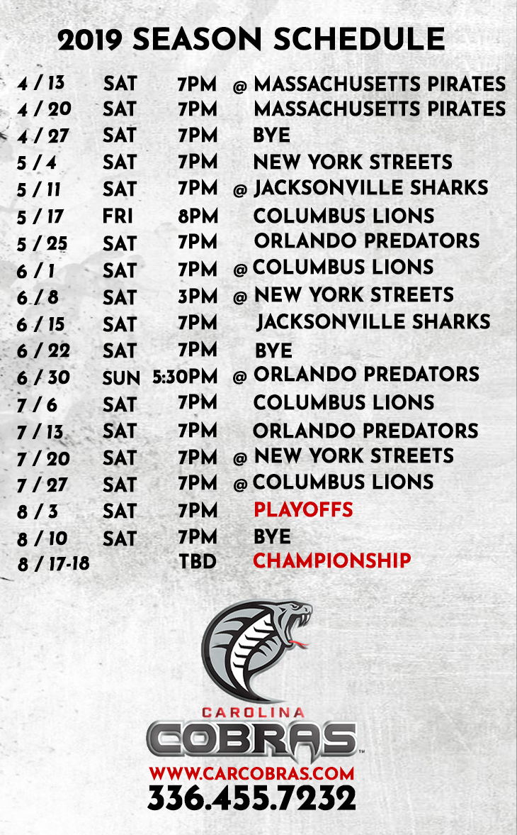 Cobras-2019 Schedule website.png